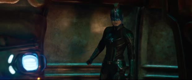 Trailer Captain Marvel khiến fan phát cuồng vì Brie Larson quá ngầu - Ảnh 6.