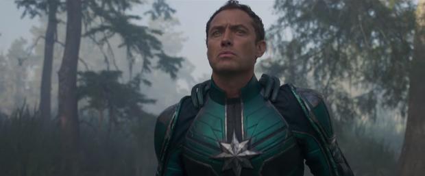 Trailer Captain Marvel khiến fan phát cuồng vì Brie Larson quá ngầu- Ảnh 8.