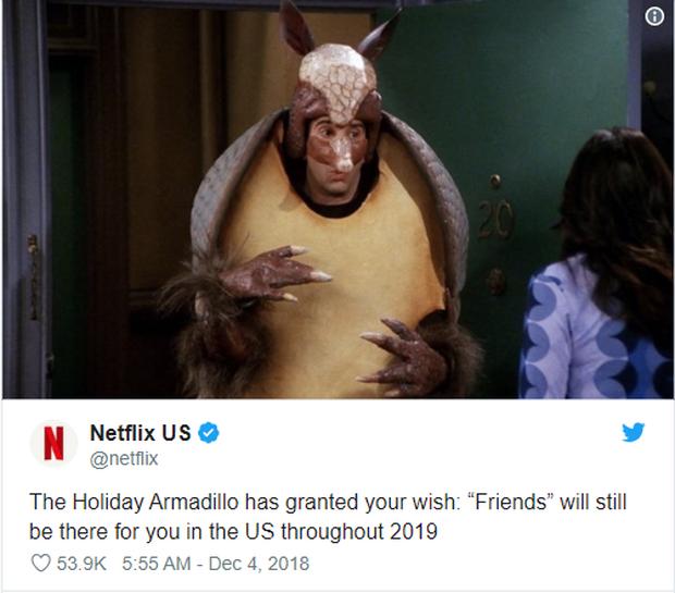 Fan Friends hết phẫn nộ tới thở phào vì số phận chìm nổi của series trên Netflix - Ảnh 2.