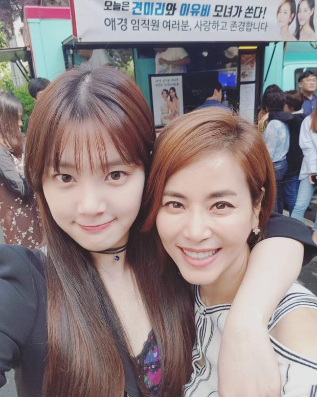 Mama Chuê Nàng Dae Jang Geum khoe 3 người con đẹp như hoa: 2 con gái đều là diễn viên, quý tử lần đầu lộ diện - Ảnh 9.