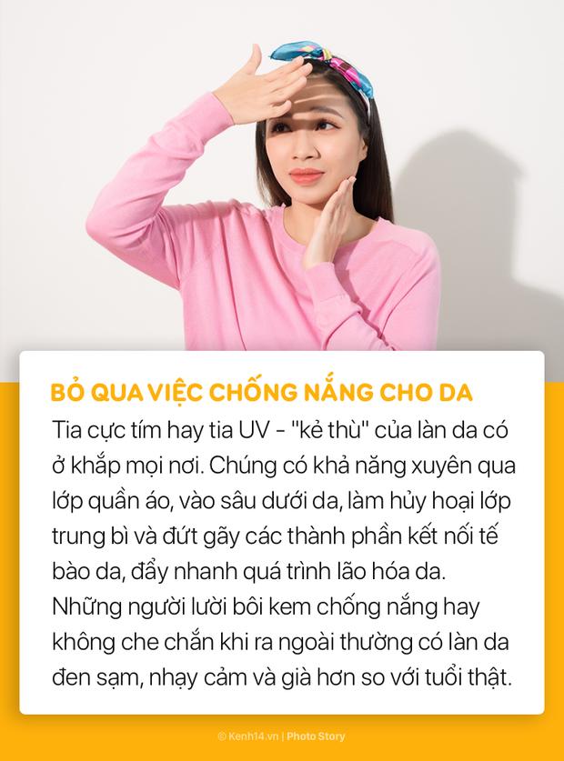 Hãy cẩn thận với những thói quen âm thầm làm tổn hại làn da của bạn - Ảnh 3.