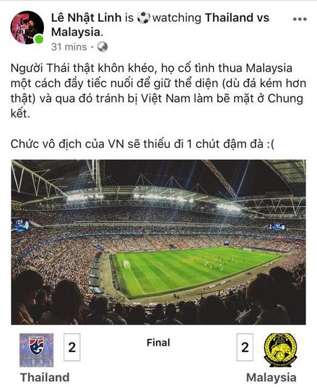 Thái Lan thất bại, dân mạng sướng rơn khi đường tới cúp vô địch AFF Cup của Việt Nam rộng mở - Ảnh 2.