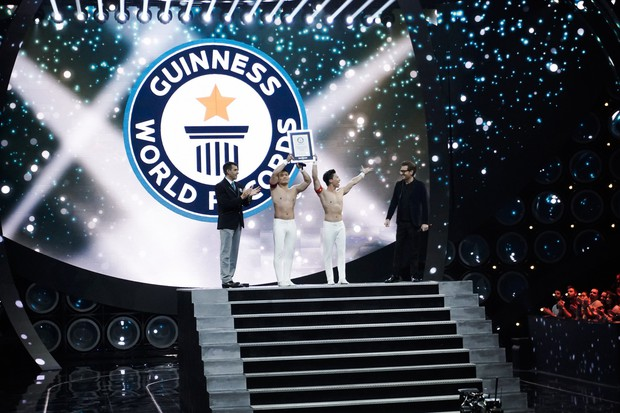 Anh em Quốc Cơ - Quốc Nghiệp xác lập kỉ lục Guinness Thế giới tại Ý với thành tích ấn tượng - Ảnh 5.