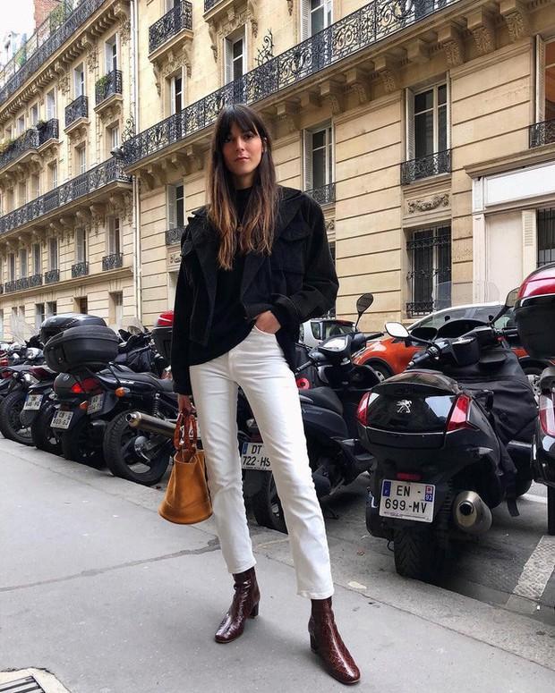 Đằng sau style đẹp hút hồn của các quý cô người Pháp là 4 tips diện đồ ai cũng có thể học theo - Ảnh 1.