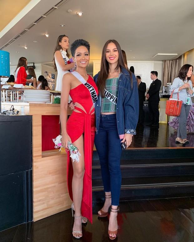 H'Hen Niê Miss Universe: Trang phục của H'Hen Niê tại Hoa hậu Hoàn Vũ - Ảnh 3.