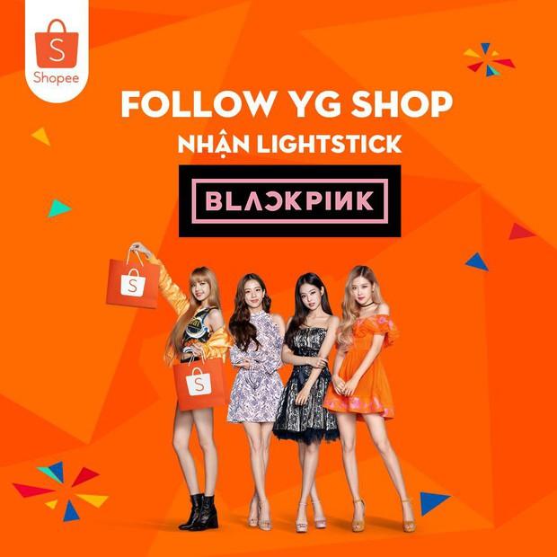 BLACKPINK chính thức mở bán phụ kiện của nhóm trên ứng dụng Shopee, cơ hội săn mini album cực hot - Ảnh 6.