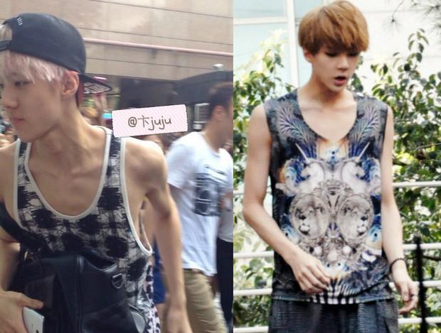 Nhìn những nam idol Kpop một thời mặt búng ra sữa lột xác ngoạn mục, cánh mày râu sẽ có thêm nhiều động lực - Ảnh 15.