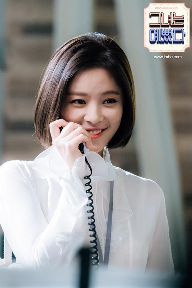 Khoe ảnh đi cafe ở Hà Nội, fan nghi mỹ nhân She Was Pretty Hwang Jung Eum đến Việt Nam du lịch cùng chồng - Ảnh 1.