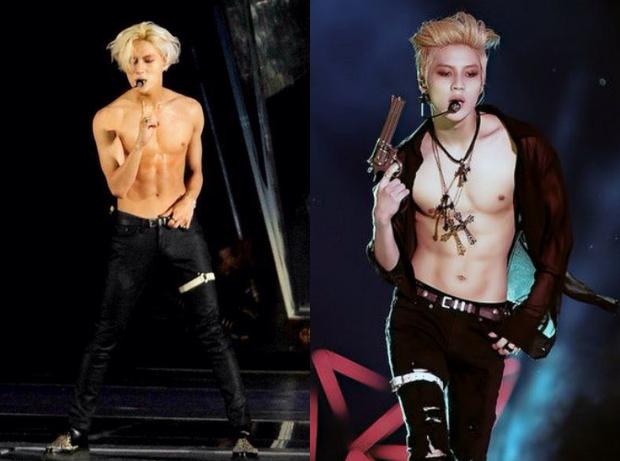 Nhìn những nam idol Kpop một thời mặt búng ra sữa lột xác ngoạn mục, cánh mày râu sẽ có thêm nhiều động lực - Ảnh 28.