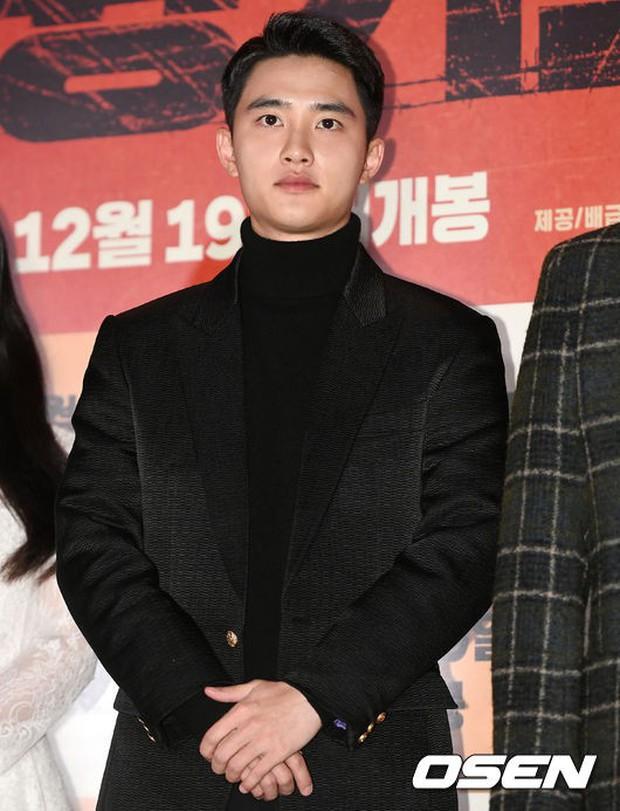 D.O. mời 40 sao Hàn đến sự kiện khủng: EXO và Lee Kwang Soo chiếm spotlight, Lee Sung Kyung đọ sắc với dàn mỹ nhân - Ảnh 5.