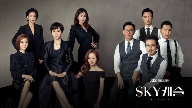 """Giải mã sức hút """"Sky Castle"""": Dự án chỉ sau một đêm đã vượt mặt phim của Kim Yoo Jung và lọt top dẫn đầu lượt xem có gì hot? - Ảnh 2."""