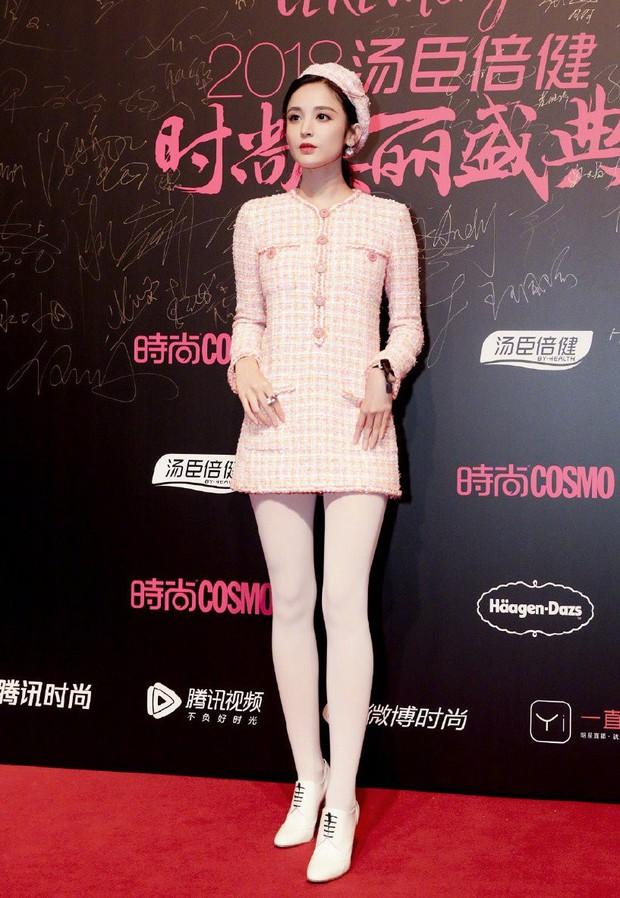 """Chân gầy hay béo mới là """"cực phẩm"""" khi diện váy ngắn: Rosé (Black Pink), Cổ Lực Na Trát và Min Hyo Rin sẽ khiến bạn khó nghĩ - Ảnh 3."""