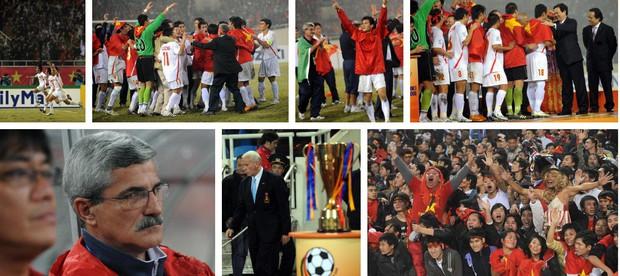 Bóng đá Việt Nam và những điều kiêng kị trước trận đấu lớn - Ảnh 4.