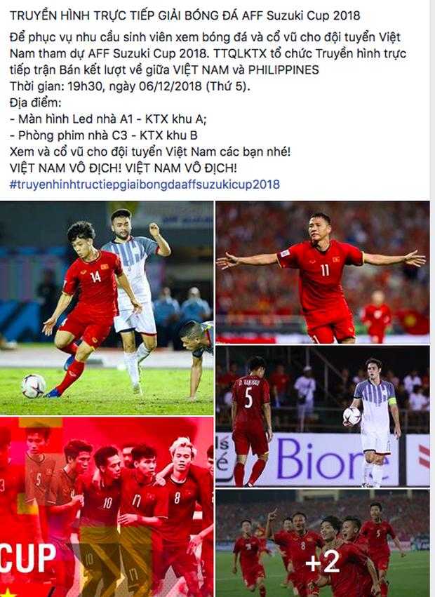 Hàng nghìn học sinh nhảy Flashmob trên nhạc của Sơn Tùng MTP cổ vũ đội tuyển Việt Nam tại AFF CUP 2018 - Ảnh 4.