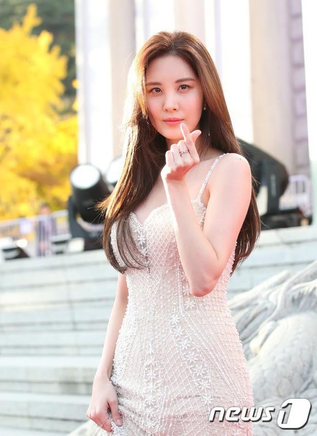 Choáng ngợp vì dàn host siêu khủng của 4 lễ trao giải Hàn cuối năm: MAMA mời bộ 3 tài tử, Park Min Young lộ diện - Ảnh 9.