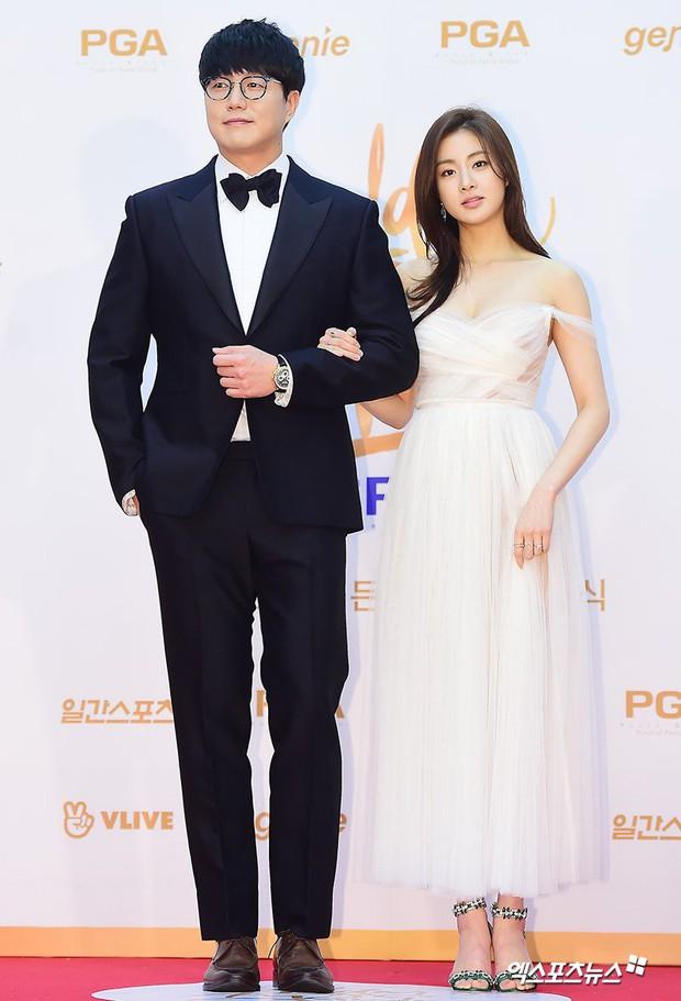 Choáng ngợp vì dàn host siêu khủng của 4 lễ trao giải Hàn cuối năm: MAMA mời bộ 3 tài tử, Park Min Young lộ diện - Ảnh 6.
