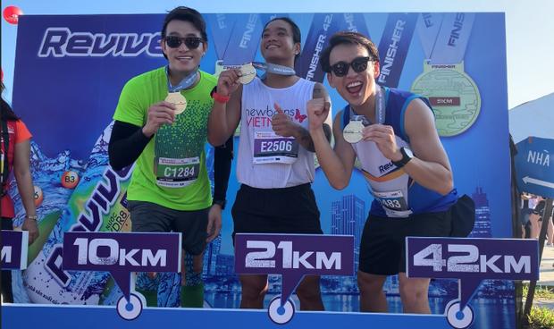 50 sắc thái độc lạ của các runners trên đường chạy marathon - Ảnh 6.