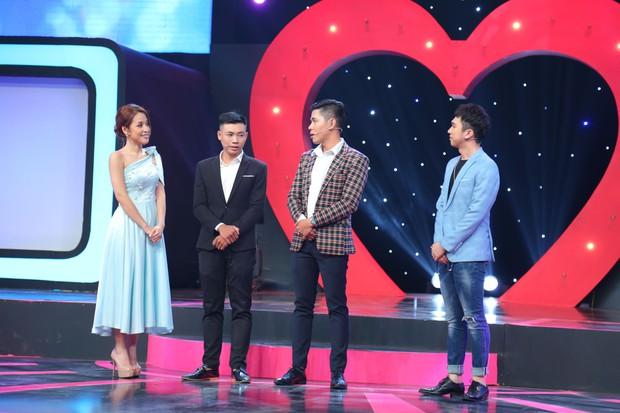 Tiết Cương nhận cái tát trời giáng từ Lê Giang trong show hẹn hò - Ảnh 5.