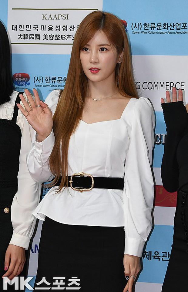 Thảm đỏ gây sốc: 2 thảm họa thẩm mỹ Kpop lộ mặt cứng đơ, Park Hae Jin đọ chân siêu dài bên nam thần mới nổi - Ảnh 12.