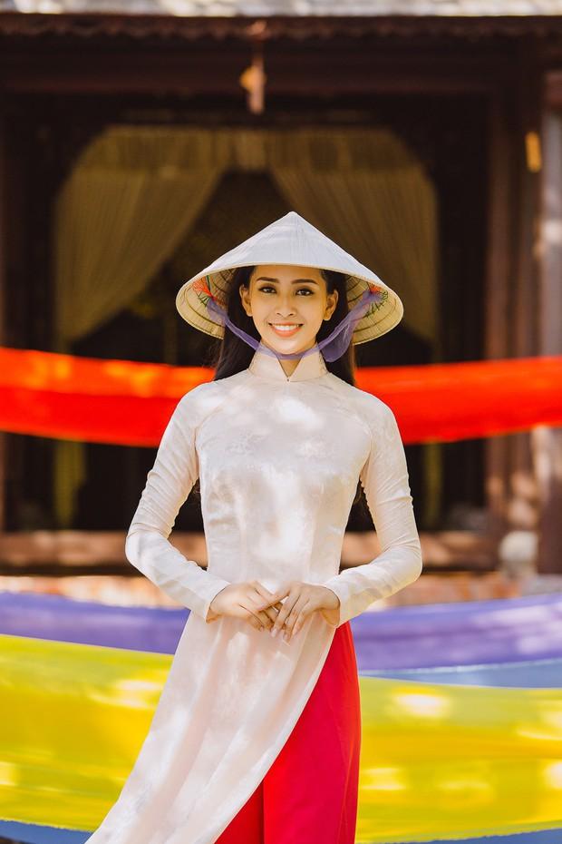 Động lực lớn nhất đến bên cạnh, Tiểu Vy đã sẵn sàng cho đêm chung kết Miss World 2018 - Ảnh 5.