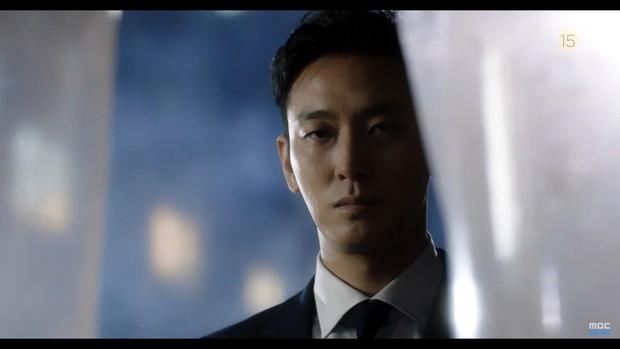 Thái tử Joo Ji Hoon bị siết cổ trong teaser phim mới Item - Ảnh 9.