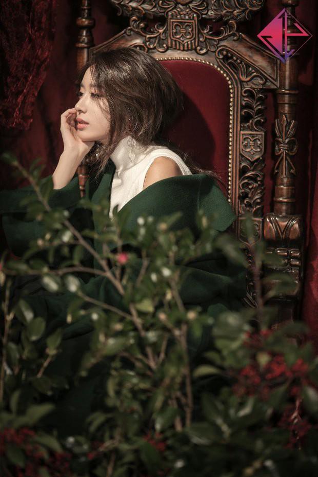 Jiyeon (T-ara) tung teaser: Đẳng cấp nhan sắc nữ thần thế hệ thứ 2 là đây chứ đâu! - Ảnh 1.