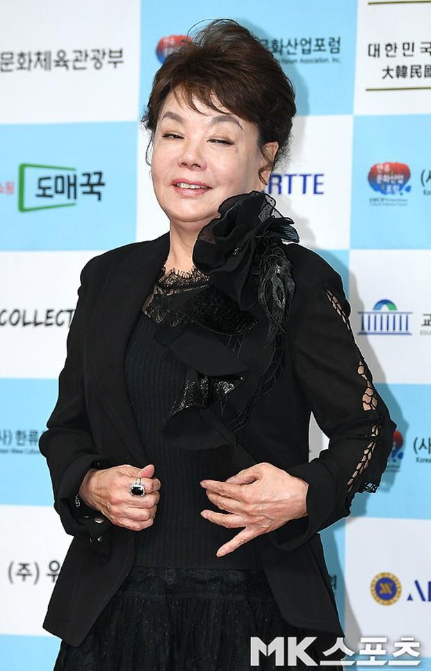 Thảm đỏ gây sốc: 2 thảm họa thẩm mỹ Kpop lộ mặt cứng đơ, Park Hae Jin đọ chân siêu dài bên nam thần mới nổi - Ảnh 21.