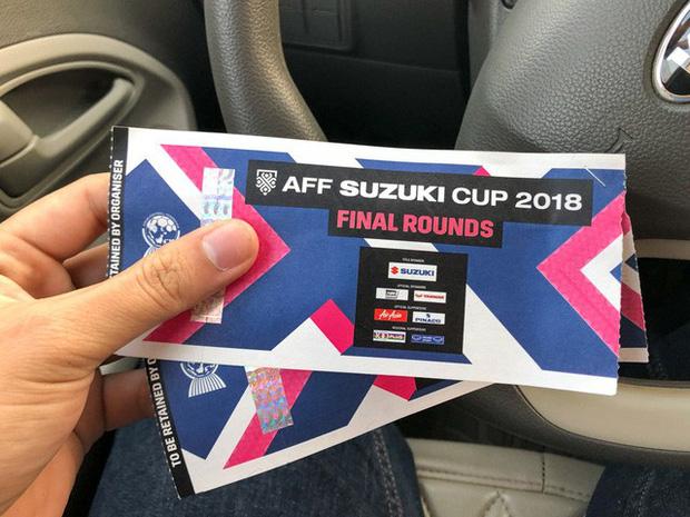 Ngạc nhiên với mức giá vé xem trận chung kết lượt về Việt Nam - Malaysia - Ảnh 1.
