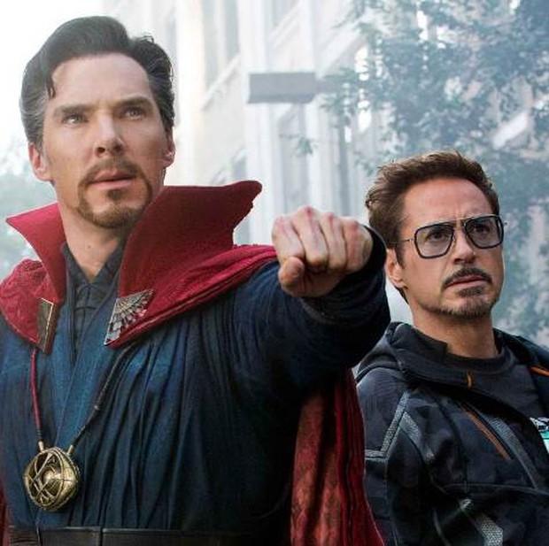 Ngạc nhiên chưa: Hoá ra tên phần 4 Avengers đã bị Doctor Strange tiết lộ từ hồi phần 3 - Ảnh 4.
