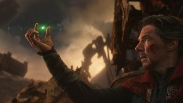Ngạc nhiên chưa: Hoá ra tên phần 4 Avengers đã bị Doctor Strange tiết lộ từ hồi phần 3 - Ảnh 5.