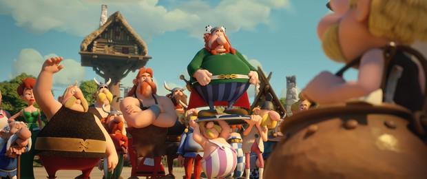 Đón Giáng Sinh cực nhộn với chuyến phiêu lưu cùng đôi bạn huyền thoạI Astérix và Obélix - Ảnh 2.