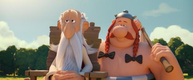 Đón Giáng Sinh cực nhộn với chuyến phiêu lưu cùng đôi bạn huyền thoạI Astérix và Obélix - Ảnh 7.