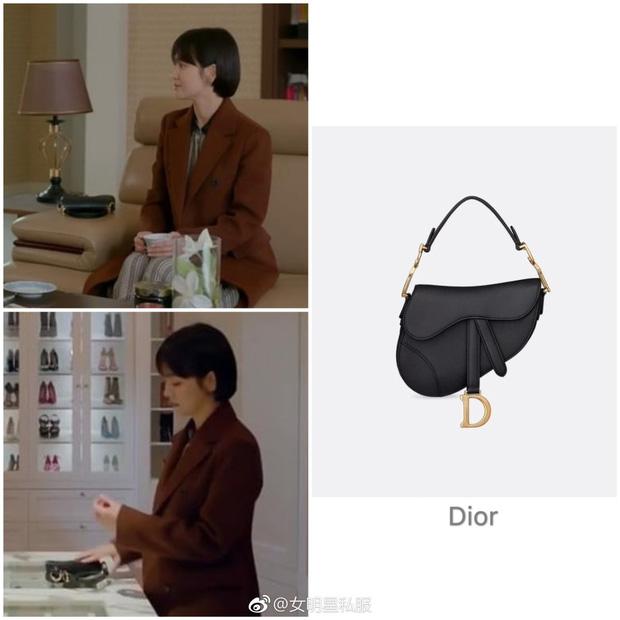 """Song Hye Kyo lại khiến dân tình choáng ngợp với """"kho"""" đồ hiệu, chỉ riêng túi đã hơn 1 tỷ đồng trong phim mới - Ảnh 11."""