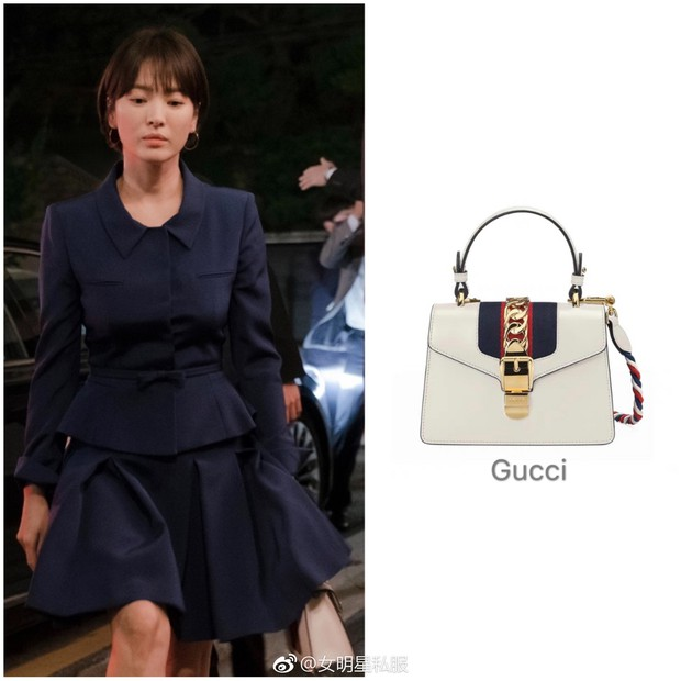"""Song Hye Kyo lại khiến dân tình choáng ngợp với """"kho"""" đồ hiệu, chỉ riêng túi đã hơn 1 tỷ đồng trong phim mới - Ảnh 9."""