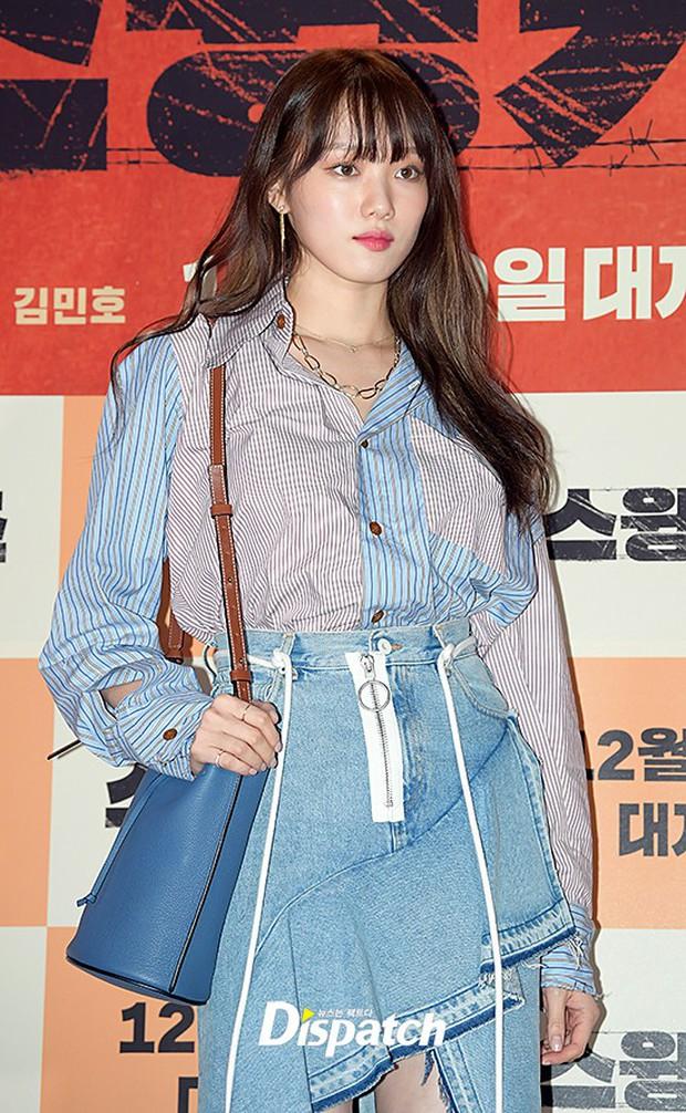 """Quả là Gigi Hadid, diện áo """"luộm thuộm"""" như Lee Sung Kyung mà trông khác biệt hoàn toàn - Ảnh 3."""