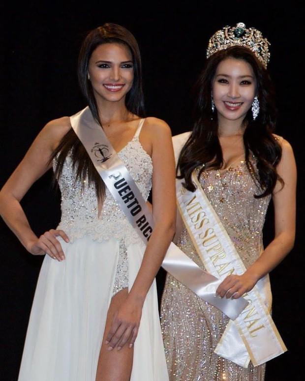 Nhan sắc gây tranh cãi của mỹ nhân vượt mặt Minh Tú đăng quang Hoa hậu Siêu quốc gia 2018 - Ảnh 8.
