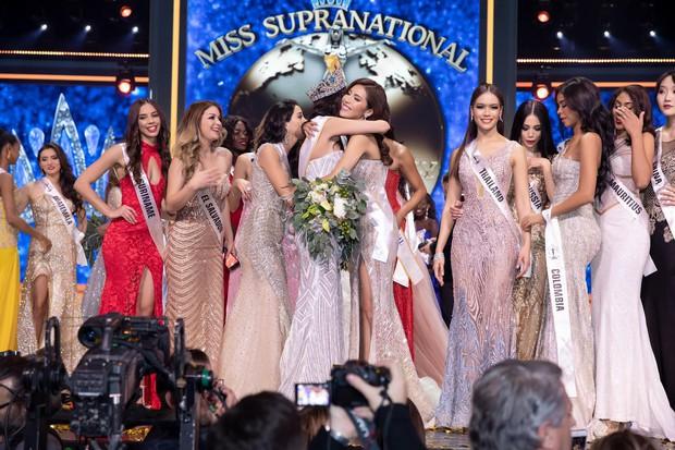 Minh Tú đội vương miện Hoa hậu Siêu quốc gia Châu Á, quẩy hết mình sau khi chỉ dừng chân tại Top 10 - Ảnh 5.