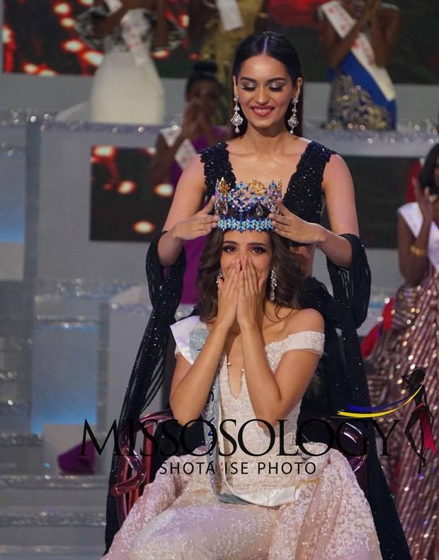Người đẹp Mexico đăng quang Miss World 2018, Tiểu Vy dừng chân ở Top 30 trong tiếc nuối - Ảnh 1.