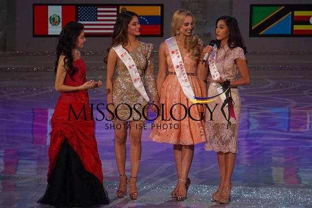 Người đẹp Mexico đăng quang Miss World 2018, Tiểu Vy dừng chân ở Top 30 trong tiếc nuối - Ảnh 16.