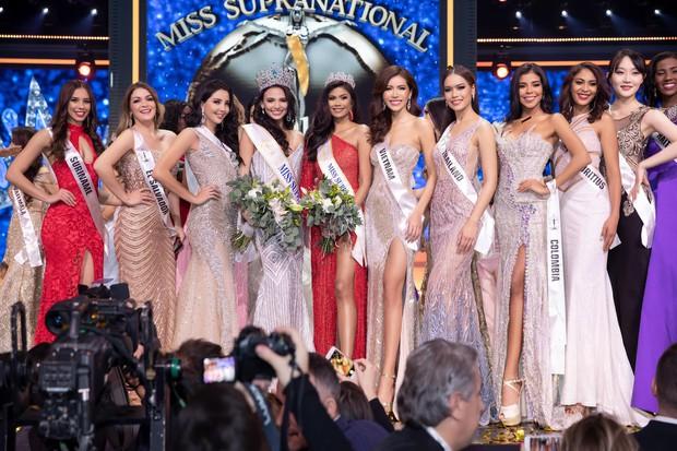 Minh Tú đội vương miện Hoa hậu Siêu quốc gia Châu Á, quẩy hết mình sau khi chỉ dừng chân tại Top 10 - Ảnh 6.