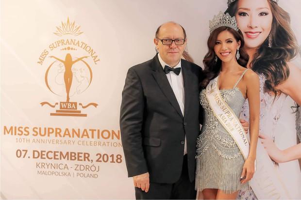 Minh Tú đội vương miện Hoa hậu Siêu quốc gia Châu Á, quẩy hết mình sau khi chỉ dừng chân tại Top 10 - Ảnh 3.