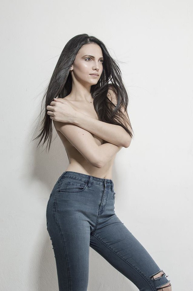 Nhan sắc gây tranh cãi của mỹ nhân vượt mặt Minh Tú đăng quang Hoa hậu Siêu quốc gia 2018 - Ảnh 9.