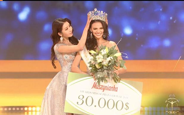 Người đẹp Puerto Rico đăng quang Miss Supranational 2018, Minh Tú dừng lại ở Top 10 trong tiếc nuối - Ảnh 1.
