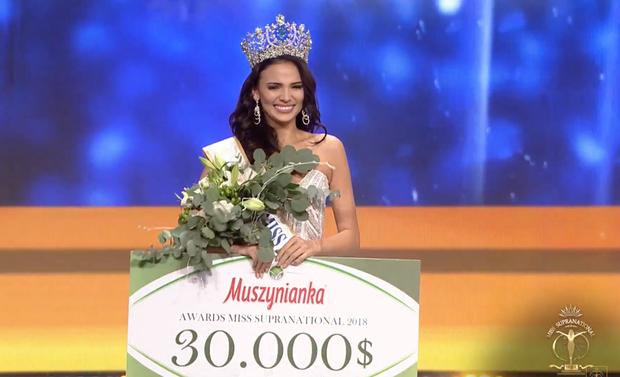 Người đẹp Puerto Rico đăng quang Miss Supranational 2018, Minh Tú dừng lại ở Top 10 trong tiếc nuối - Ảnh 2.