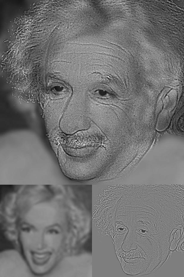 Lý giải bức ảnh kinh dị khiến cư dân mạng hoảng sợ: cô gái trong ảnh chỉ cười khi bạn nheo mắt lại - Ảnh 3.