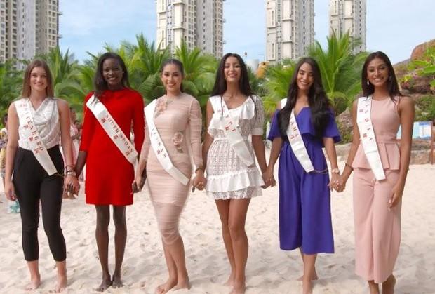 Trước giờ G chung kết Miss World 2018, nhìn lại hành trình càng chơi càng hay của mỹ nhân 10x Trần Tiểu Vy - Ảnh 4.