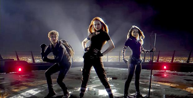 Kim Possible bản live-action bất ngờ tung trailer xấu lạ giữa lúc cơn bão Avengers đổ bộ - Ảnh 4.