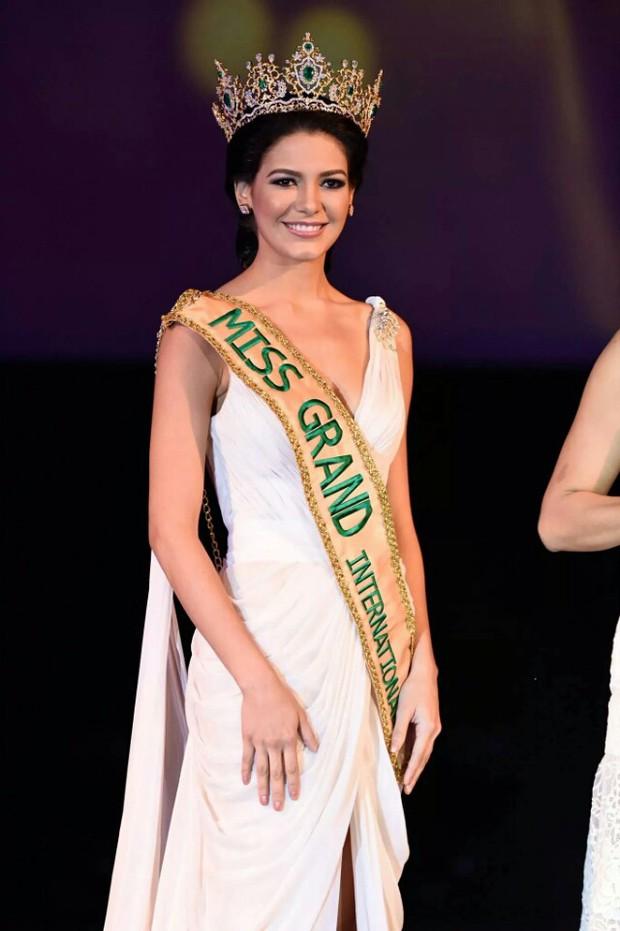 Chiến thắng tại Hoa hậu Siêu quốc gia, Puerto Rico là nước đầu tiên thống trị cả 5 cuộc thi sắc đẹp lớn nhất thế giới - Ảnh 5.