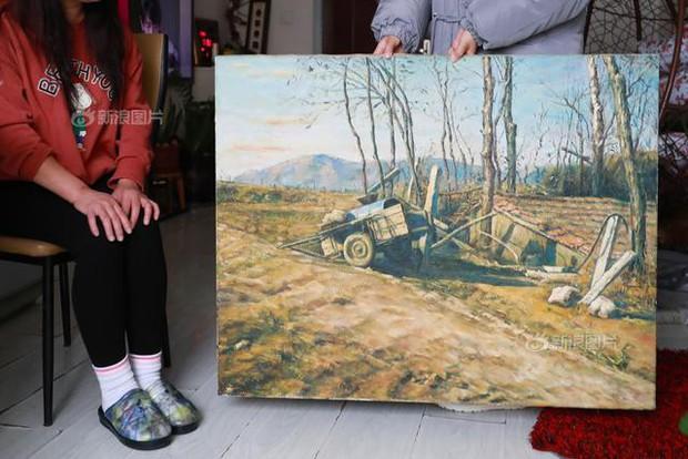 Rơi nước mắt trước nhật ký bằng tranh của cô gái trẻ có cả cha lẫn mẹ đều đang phải chiến đấu với ung thư - Ảnh 14.
