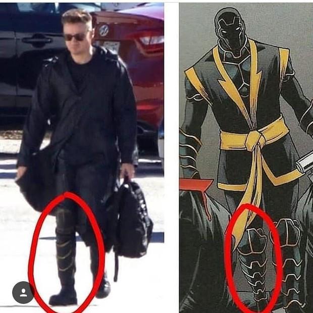 Bạn có nhận ra thay đổi lớn của chàng Hawkeye trong trailer Avengers: Endgame? - Ảnh 6.